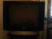 Телевизор Samsung Model: CW-29Z508P,  глубина 45 см,  высота 59 см,  шири