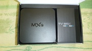 Смарт ТВ приставка MXQ S805 на Android 4.4.2 - Н.265